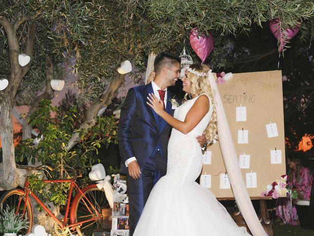 La boda de Jose y Angela en Alhaurin El Grande, Málaga 47