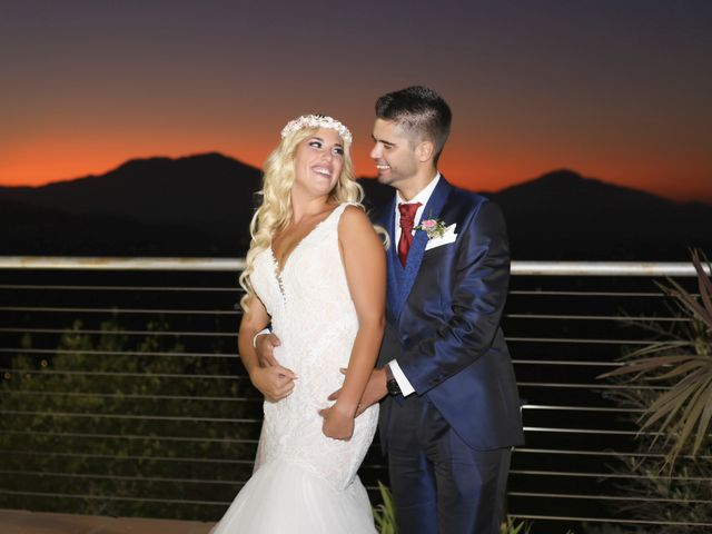 La boda de Jose y Angela en Alhaurin El Grande, Málaga 48
