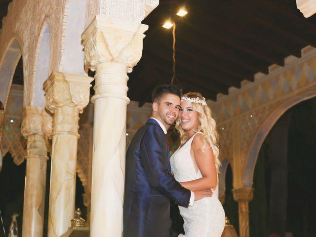 La boda de Jose y Angela en Alhaurin El Grande, Málaga 49