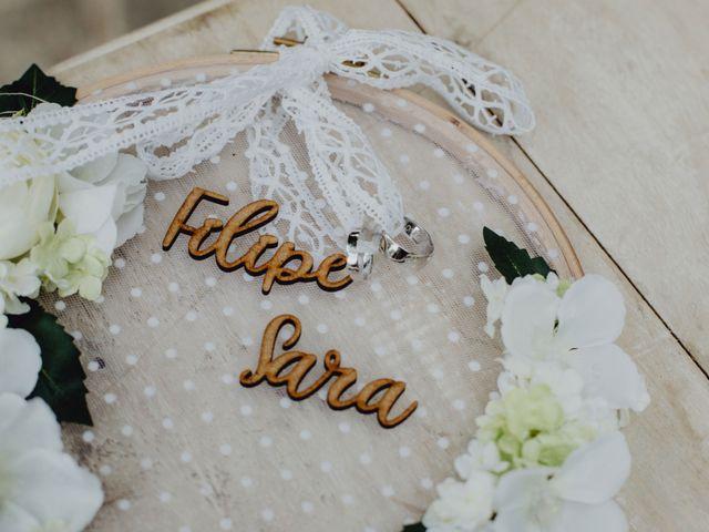 La boda de Filipe y Sara en Salamanca, Salamanca 54