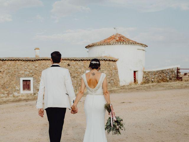 La boda de Filipe y Sara en Salamanca, Salamanca 124