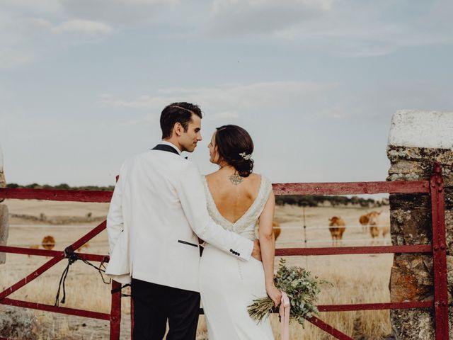 La boda de Filipe y Sara en Salamanca, Salamanca 127