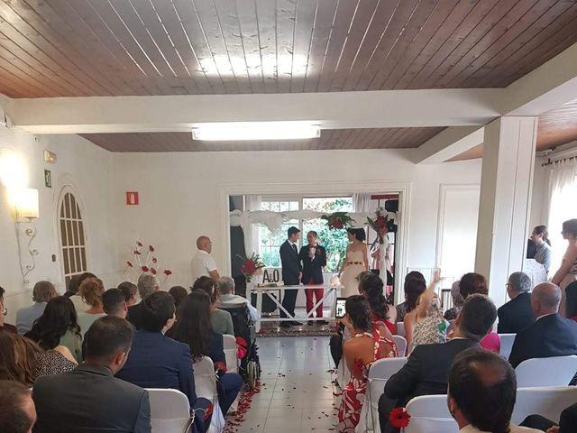 La boda de Oscar y Agueda en Sant Quirze Safaja, Barcelona 4