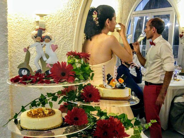 La boda de Oscar y Agueda en Sant Quirze Safaja, Barcelona 5