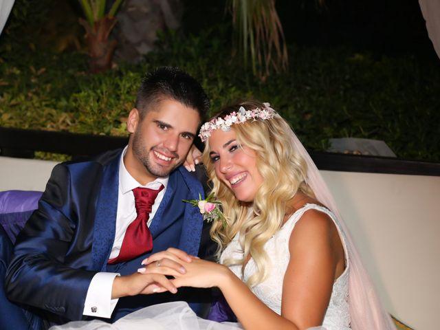 La boda de Jose y Angela en Alhaurin El Grande, Málaga 50