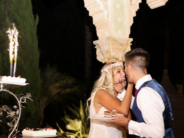 La boda de Jose y Angela en Alhaurin El Grande, Málaga 52