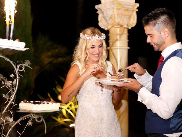 La boda de Jose y Angela en Alhaurin El Grande, Málaga 53