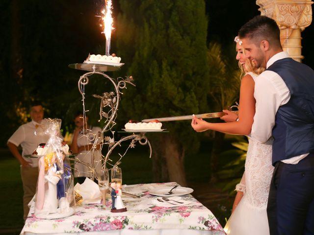 La boda de Jose y Angela en Alhaurin El Grande, Málaga 63