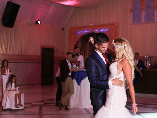 La boda de Jose y Angela en Alhaurin El Grande, Málaga 64
