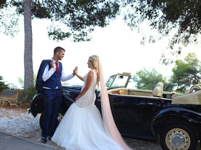 La boda de Jose y Angela en Alhaurin El Grande, Málaga 67