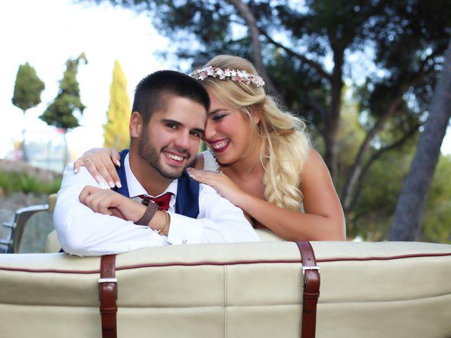 La boda de Jose y Angela en Alhaurin El Grande, Málaga 69