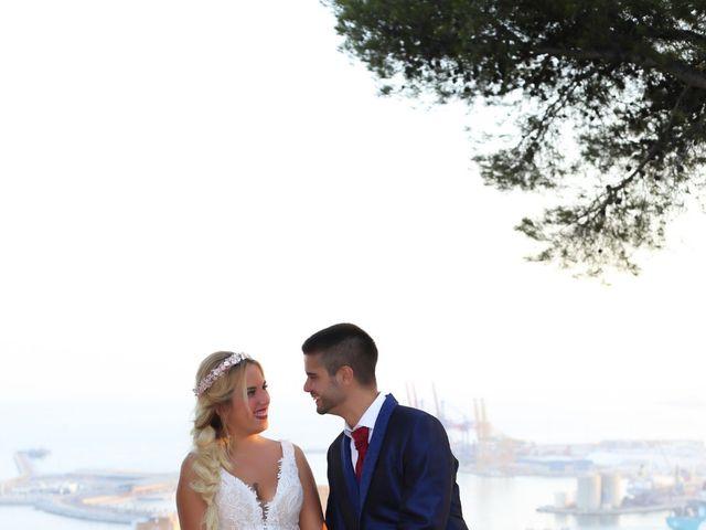 La boda de Jose y Angela en Alhaurin El Grande, Málaga 74