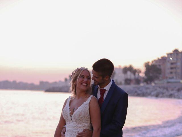 La boda de Jose y Angela en Alhaurin El Grande, Málaga 76