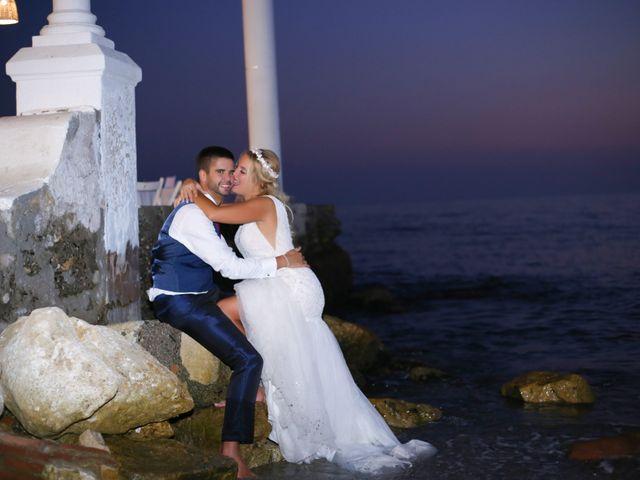 La boda de Jose y Angela en Alhaurin El Grande, Málaga 79