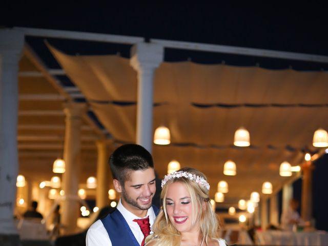 La boda de Jose y Angela en Alhaurin El Grande, Málaga 80