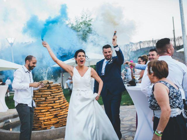La boda de David y Jessica en Mas De Las Matas, Teruel 2