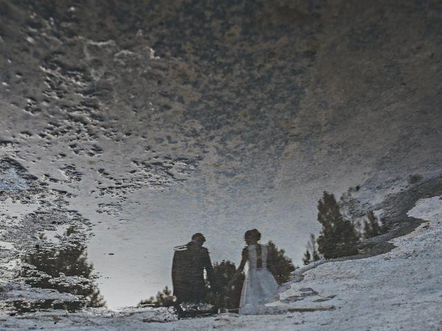 La boda de David y Jessica en Mas De Las Matas, Teruel 3