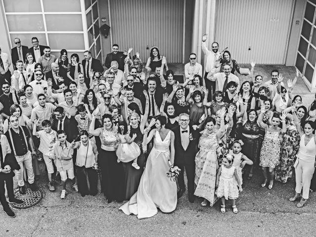 La boda de David y Jessica en Mas De Las Matas, Teruel 12