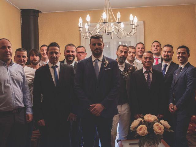 La boda de David y Jessica en Mas De Las Matas, Teruel 18