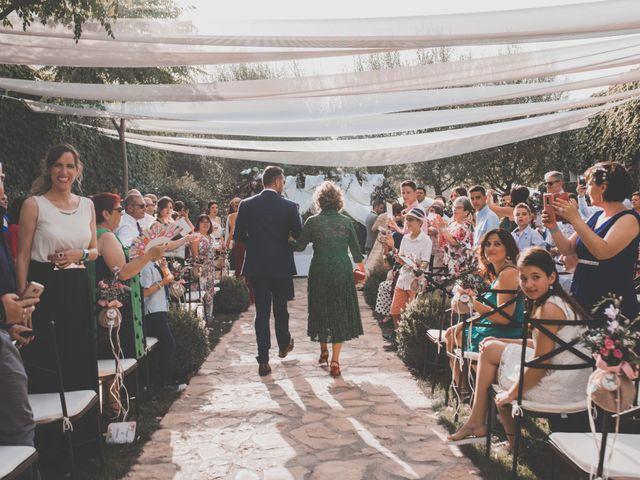 La boda de David y Jessica en Mas De Las Matas, Teruel 19