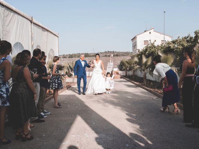 La boda de David y Jessica en Mas De Las Matas, Teruel 20