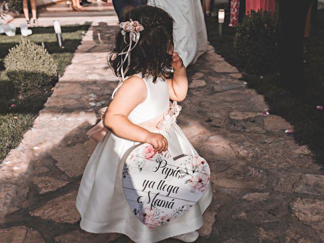 La boda de David y Jessica en Mas De Las Matas, Teruel 21