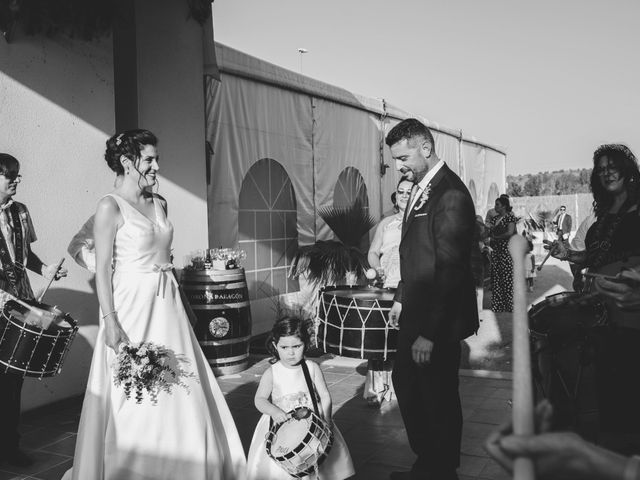 La boda de David y Jessica en Mas De Las Matas, Teruel 22