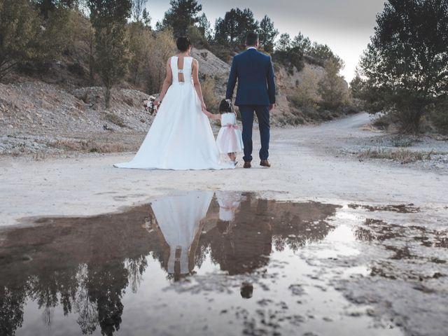 La boda de David y Jessica en Mas De Las Matas, Teruel 26