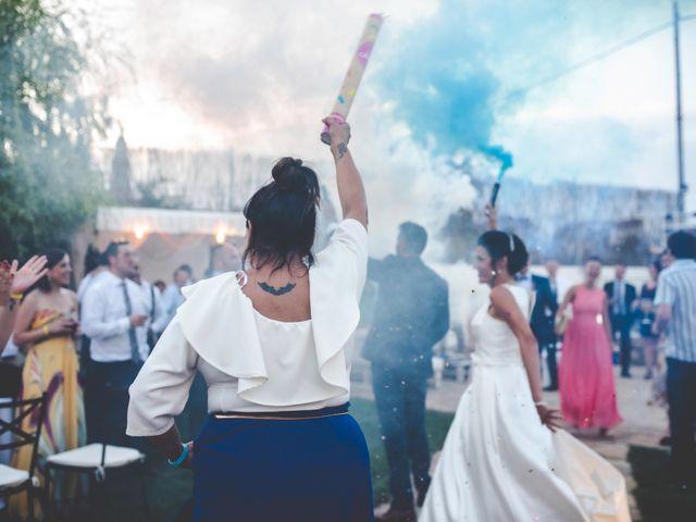 La boda de David y Jessica en Mas De Las Matas, Teruel 27