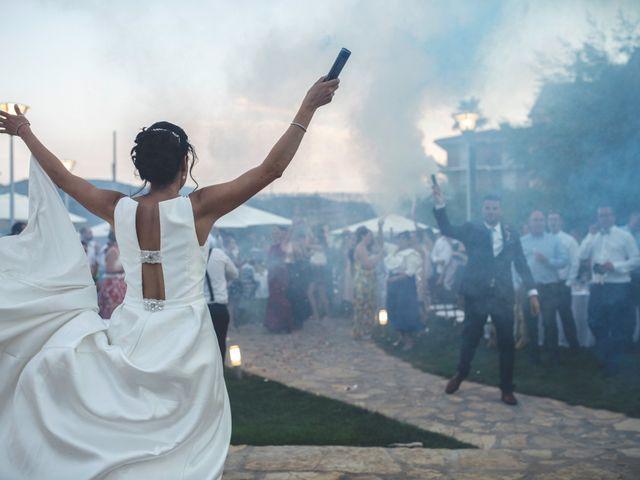 La boda de David y Jessica en Mas De Las Matas, Teruel 28