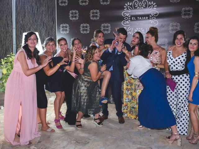 La boda de David y Jessica en Mas De Las Matas, Teruel 30