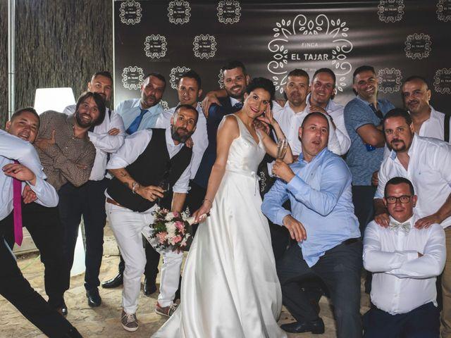La boda de David y Jessica en Mas De Las Matas, Teruel 31