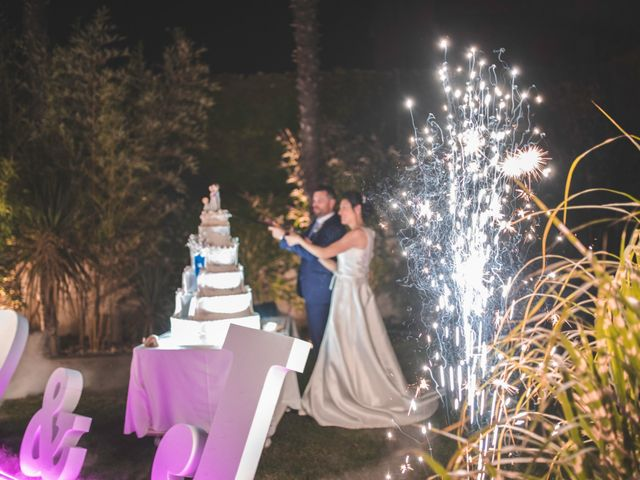 La boda de David y Jessica en Mas De Las Matas, Teruel 33