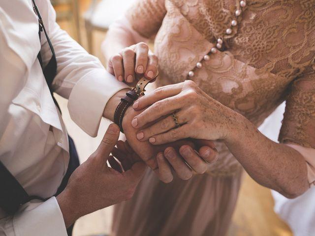 La boda de Xabi y Sofia en Beraiz, Navarra 2