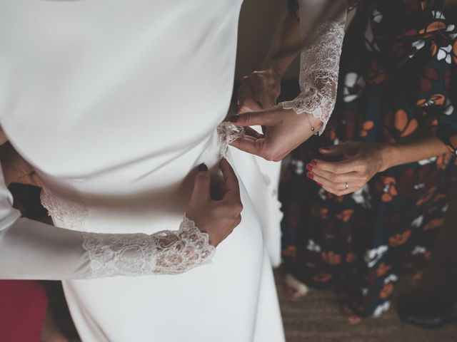 La boda de Xabi y Sofia en Beraiz, Navarra 11