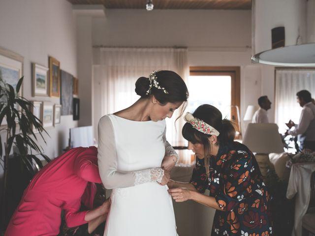 La boda de Xabi y Sofia en Beraiz, Navarra 12