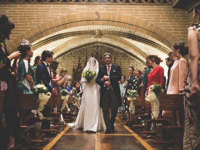 La boda de Xabi y Sofia en Beraiz, Navarra 17