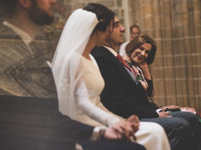 La boda de Xabi y Sofia en Beraiz, Navarra 19