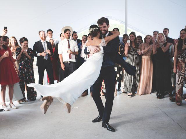 La boda de Xabi y Sofia en Beraiz, Navarra 32