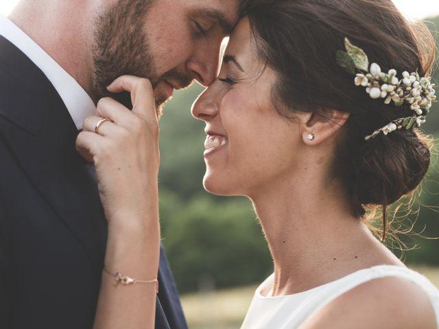 La boda de Xabi y Sofia en Beraiz, Navarra 34
