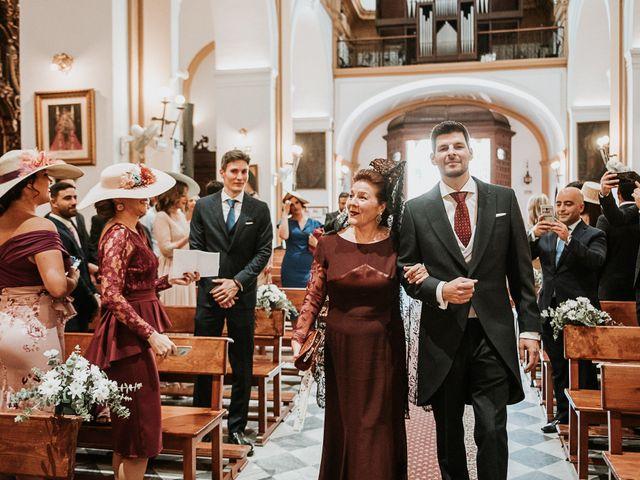 La boda de Pablo y Puri en Bollullos De La Mitacion, Sevilla 23