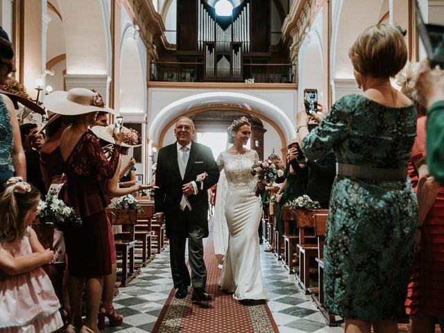 La boda de Pablo y Puri en Bollullos De La Mitacion, Sevilla 28