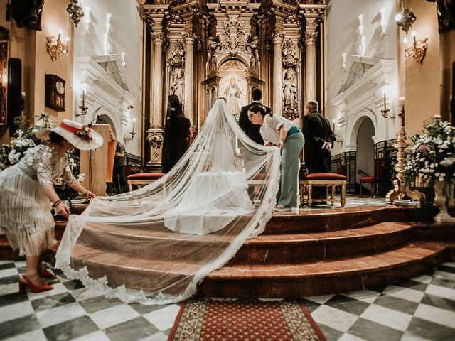 La boda de Pablo y Puri en Bollullos De La Mitacion, Sevilla 29