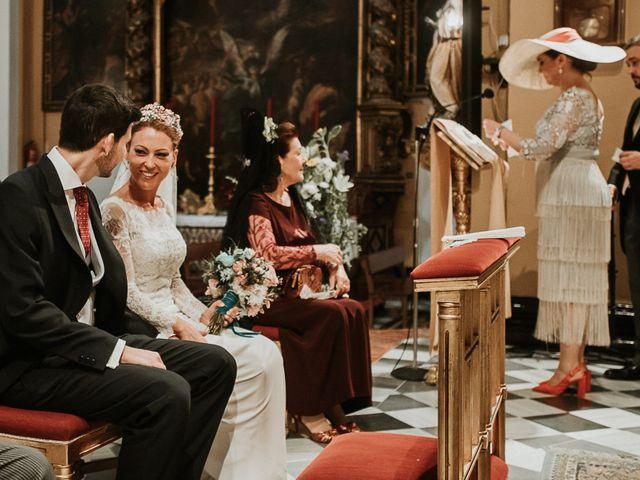 La boda de Pablo y Puri en Bollullos De La Mitacion, Sevilla 31