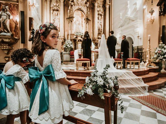 La boda de Pablo y Puri en Bollullos De La Mitacion, Sevilla 32