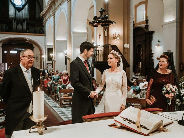 La boda de Pablo y Puri en Bollullos De La Mitacion, Sevilla 34