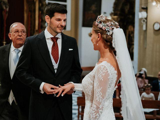 La boda de Pablo y Puri en Bollullos De La Mitacion, Sevilla 35