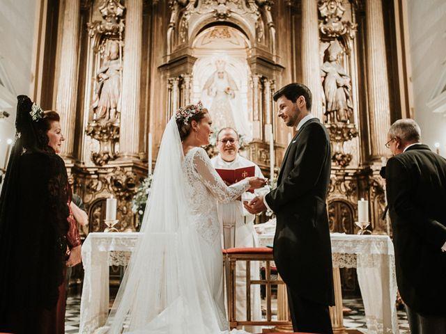 La boda de Pablo y Puri en Bollullos De La Mitacion, Sevilla 36