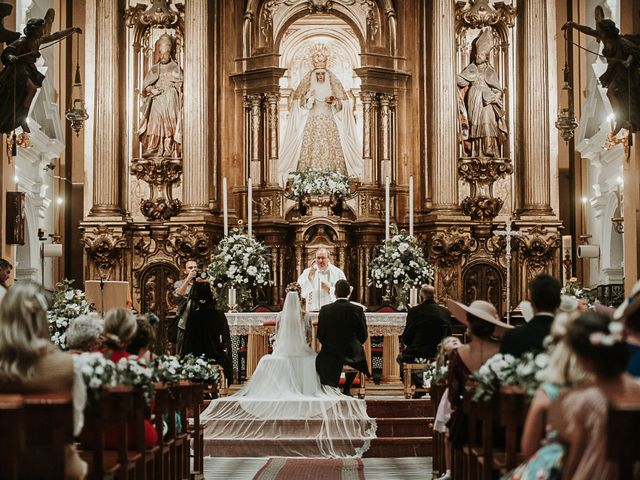 La boda de Pablo y Puri en Bollullos De La Mitacion, Sevilla 37