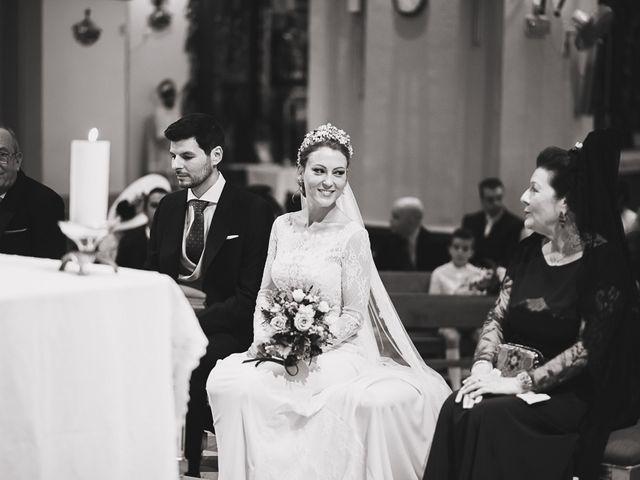 La boda de Pablo y Puri en Bollullos De La Mitacion, Sevilla 38